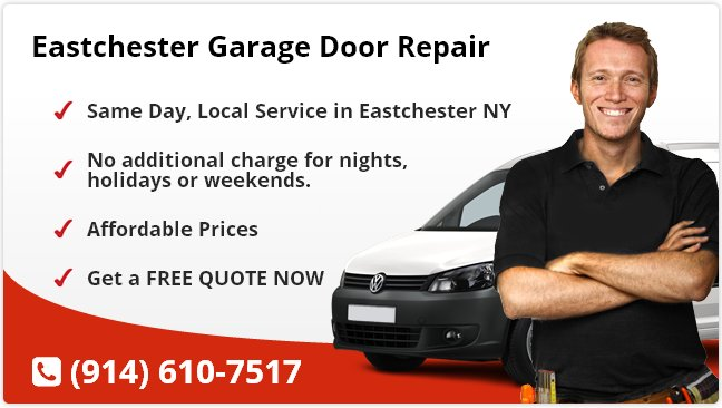Eastchester Garage Door Repair